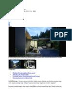 3 Jenis Struktur Atap Carport