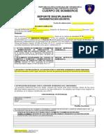 Matriz de Reporte Disciplinario 26-03-12-1