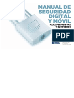manual de seguridad web