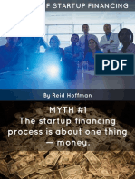 Myths of Startup Financing