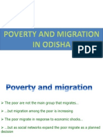 Migration and Poverty in india
