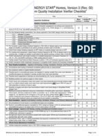 HVAC System Verifier Checklist_0