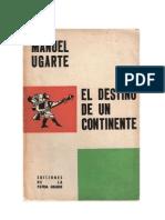 UGARTE Manuel - El Destino de un Continente