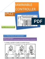 Sample    PLC    Exam Problems      Programmable Logic Controller