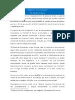 Migración en Guanajuato y México