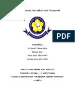 Cover Penatalaksanaan Pasien Hipertensi Pre