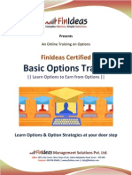 Www.finideas.com FinIdeasBackUp Basic Option Trader Brochure