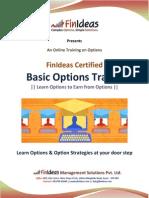 Www.finideas.com FinIdeasBackUp Basic Option Trader Brochure