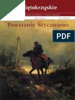 Swietokrzyskie - Powstanie styczniowe