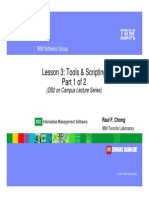 db2-Tools & Scripting