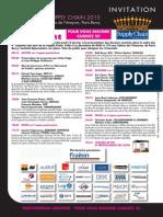 Forum Programme 2015
