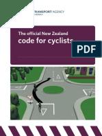 Cyclist Code 2012