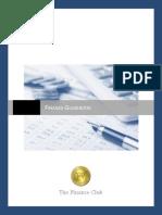 Finance Guidebook Updated