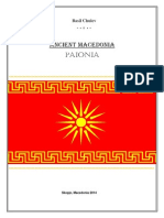Ancient Macedonia - Paionia-libre