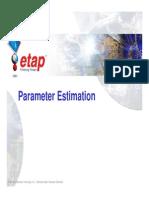 11 - Parameter Estimation