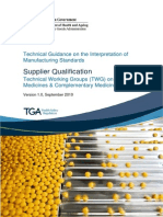 Manuf Twg Cm Supplier Qualification