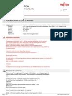Manual de bios de FUJITSU RX600