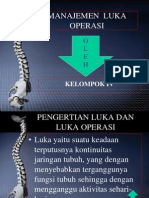 Group Post Operasi