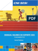 Manual Fundamento dos esporte