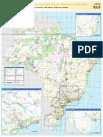 Mapa EPE - PDE 2007-2016
