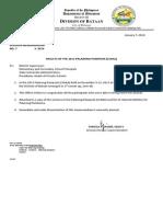 CLRAA-Bataan Winners-Representative in Palarong Pambansa
