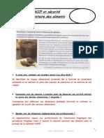 Haccp Et Securite Sanitaire Des Aliments Profs