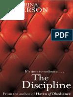 Marina Anderson- The Discipline