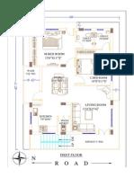 Vasthu First Floor Plan