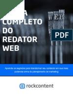 Guia Do Redator Web Rock Content
