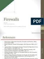 12 Firewalls