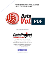 Data volei 2007 handbook