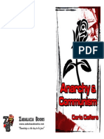 Anarchy and Communism Carlo Cafiero