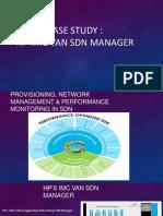 HP SDN Case Study