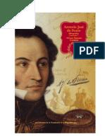 RUMAZO GONZALEZ A - Antonio José Sucre (biografia)