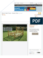 Rustic Bed Frame - Queen Size.pdf