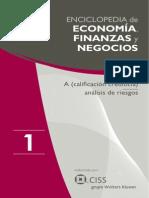 Enciclopedia de Economía y Negocios Vol. 01 A