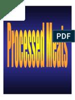 Processed Meats i i