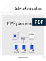 0 4 Modelo TCPIP Diversas Arquitecturas