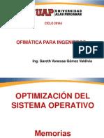 OFIJMATICA - OPTIMIZACION DEL SO y MEMORIAS.pptx