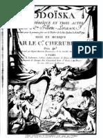 Luigi Cherubini - Lodoïska - Complete Score