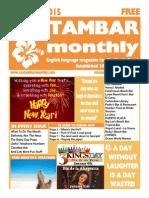 Costambar Monthly January 2015