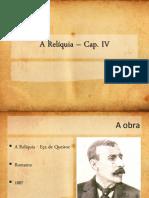 A Relíquia – Cap (ver este).pptx