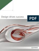 Alias 2014 Detail Brochure - A4 Size