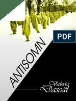 Antisomn Miniroman de Valeria Dascal 1
