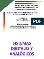 Sistemas Digitales y Analogicos