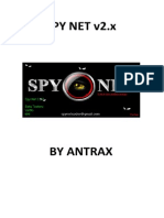Spy Net v2.x by Antrax