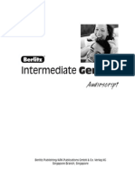 Intermediate German (1)