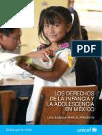 derechos de la infancia en mxico-unicef