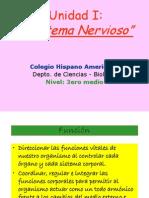 Unidad 1- Organizacion Del SN y Cel Nerv I Parte -3 - 2010
