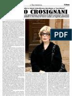 LUCCA-Il Caso Crosigani